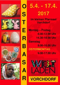 Osterbasar-2017