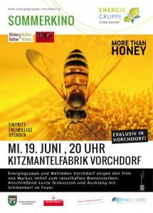 Sommerkino 2013 Plakat